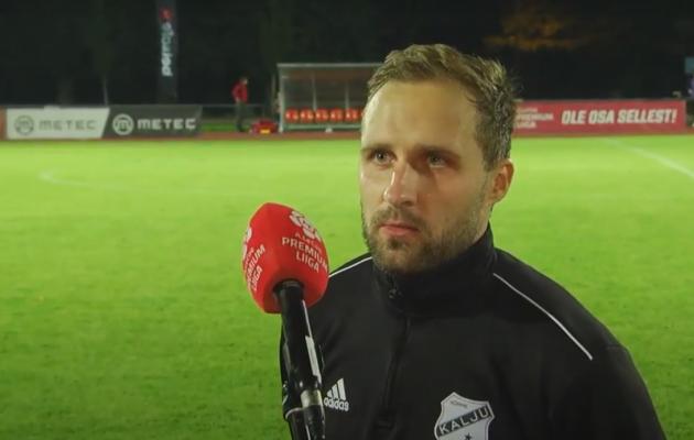 Sander Puri. Foto: Soccernet.ee