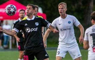 Tipphetked: Tammeka lõi posti ja eksis penaltil, Kalju jäi samuti väravata