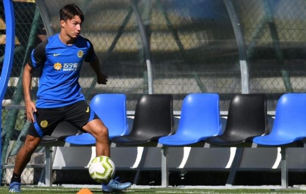 Oliver Jürgens kohaneb eluga Interis hästi. Foto: erakogu