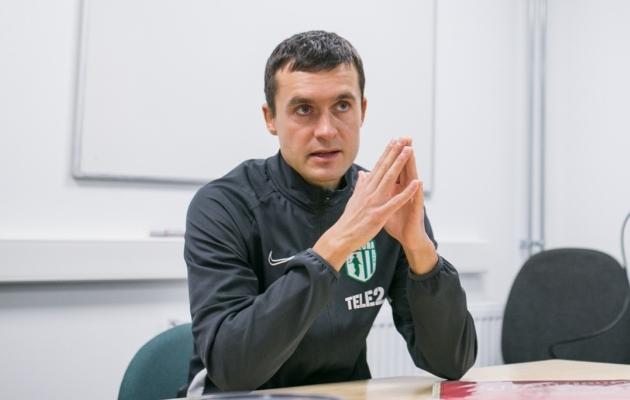 FC Flora spordidirektor Norbert Hurt. Foto: Brit Maria Tael