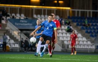 Kogu nimekiri | U21 koondis peab hakkama saama ilma kaptenita ja Bulgaariasse siirdunud Edurita