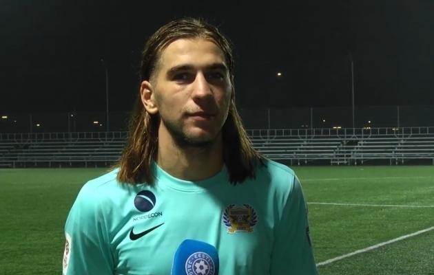 Silver Alex Kelder. Foto: Soccernet.ee