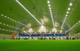 2021. aastal rajatakse Eestisse järgmised neli jalgpallihalli
