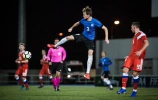 Eesti U21 peab võõrsil hakkama saama Venemaa kõrgliiga ässadega
