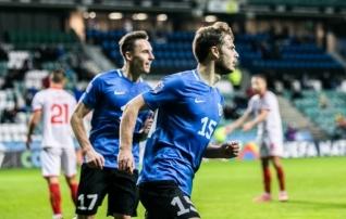 Eesti parim Põhja-Makedoonia vastu - Rauno Sappinen