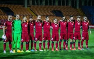 Armeenia koondise personali liige andis positiivse koroonaproovi