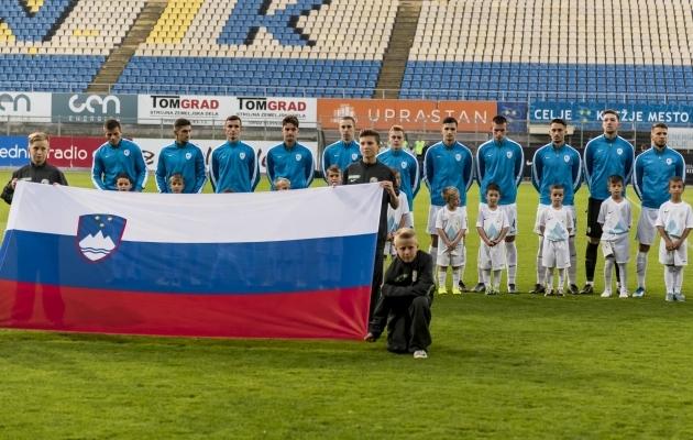 Mängijad keelduvad praeguse juhendaja jätkamisel Sloveenia lipu alla naasmast. Foto: nzs.si
