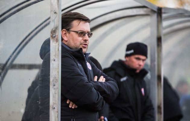 Deniss Belov. Foto: Jana Pipar / jalgpall.ee