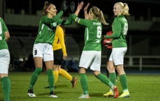 Hea uudis! Soccernet TV näitab Flora naiskonna euromängu Venemaa tippklubiga