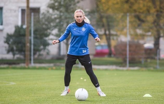 Berle Brant. Foto: Jana Pipar / jalgpall.ee