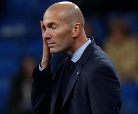 Šokk-kaotuse saanud Zidane: see on minu süü, olen selle eest vastutav