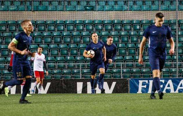 OTSEPILT: Rahvaliiga finaalis mängivad Pärnu Sadam ja Team Helm  (poolaeg 0:0)