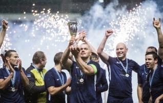 VAATA JÄRELE: Pärnu Sadam sai penaltiseerias Team Helmist jagu  (galerii!)