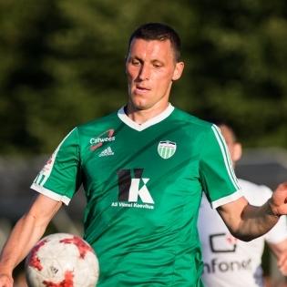 Ingemar Teever. Foto: Soccernet.ee