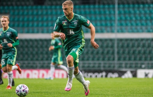 Robert Kirss. Foto: Jana Pipar / jalgpall.ee