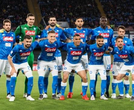 Napoli püüab Euroopa liigas punktiarvet avada Hispaania kõrgliiga liidri vastu