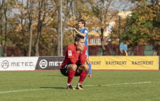 Roman Sobtšenko. Foto: Liisi Troska / jalgpall.ee