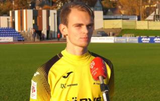 Roosalu: penaltit polnud, järelikult polnud ka kätt  (video olukorrast!)