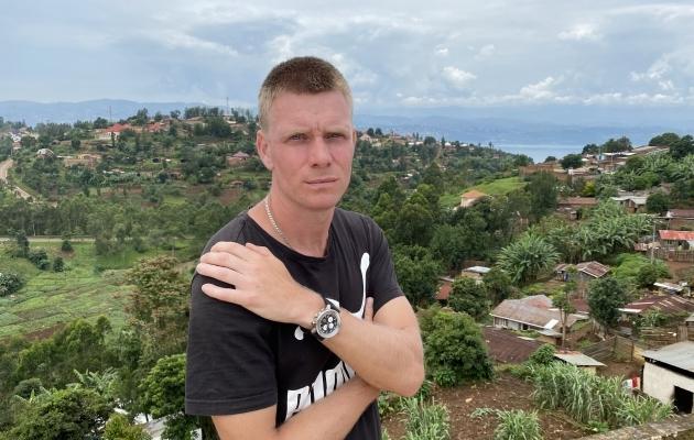 Jaanus Reitel ei välista, et täiendusi võidakse Tulevikku otsida ka Rwandast. Foto: Ivar Heinmaa