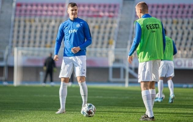 Georgi Tunjov. Foto: Jana Pipar / jalgpall.ee