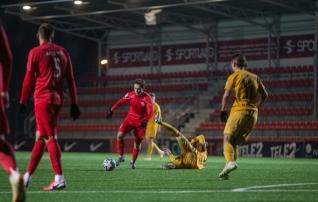 U19 Eliitliiga Esiliiga võit läks Unitedi ees Legionile