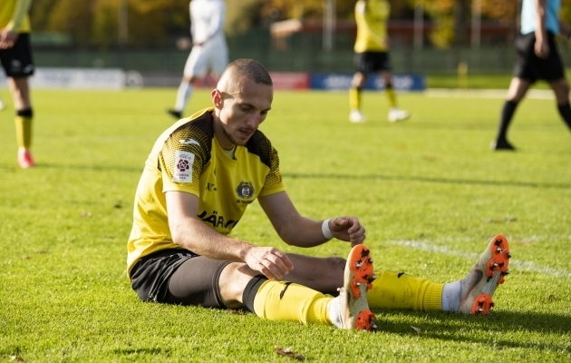 Pavel Marin. Foto: Liisi Troska / jalgpall.ee