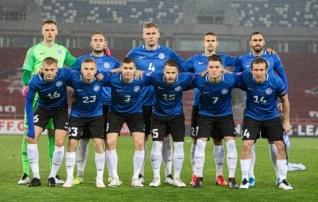 Eesti on FIFA edetabelis India ja Kesk-Aafrika Vabariigi vahel