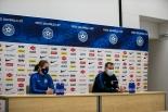 NA: Eesti koondise mängueelne trenn
