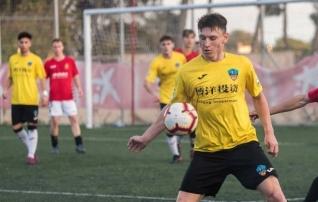 Eesti noortekoondislane sai Hispaania noorte kõrgliiga sümboolsesse koosseisu