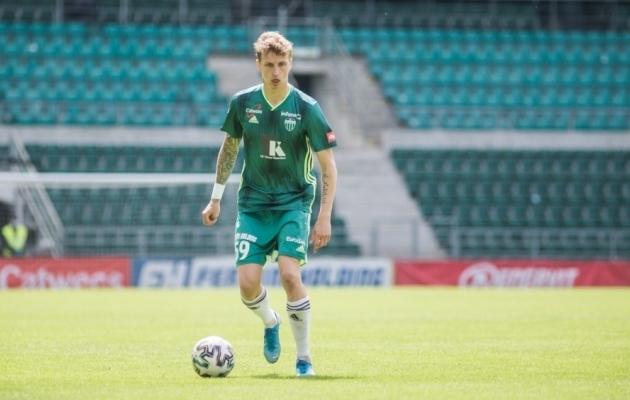 Bogdan Vaštšuk. Foto: Jana Pipar / jalgpall.ee