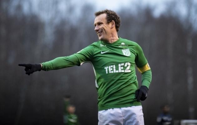 Konstantin Vassiljev. Foto: Liisi Troska / jalgpall.ee