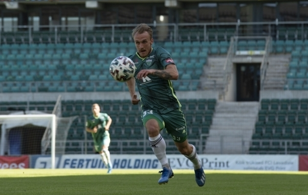 Mark Oliver Roosnupp. Foto: Liisi Troska / jalgpall.ee