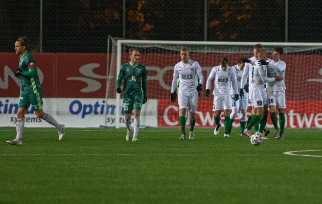 FC Flora alistas 2:0 FCI Levadia. Foto: Jana Pipar / jalgpall.ee