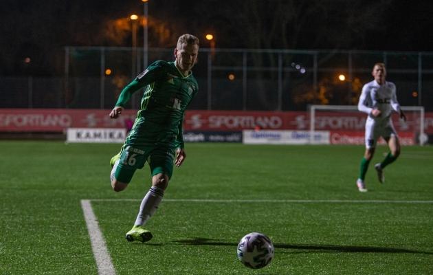 FCI Levadia äärekaitsja Markus Jürgenson. Foto: Jana Pipar / jalgpall.ee