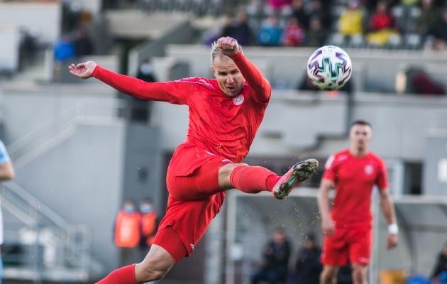Nikita Andrejev. Foto: Jana Pipar / jalgpall.ee