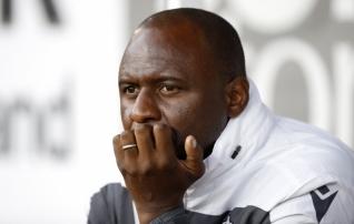 Arsenali legend Vieira sai esimeselt tõsiselt treeneritöölt sule sappa