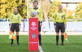 Vägev! Eesti kohtunik võib pääseda MM-finaalturniirile  (eestlased vilistavad Meistrite liigas!)