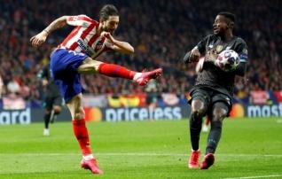 Atletico paremkaitsja ülipikk vigastuspaus saab lõpuks läbi