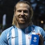 Henri Anier lõi enim väravaid 90 mänguminuti kohta. Foto: Liisi Troska / jalgpall.ee