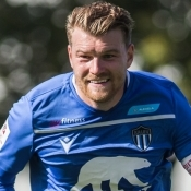 Hannes Anier lõi 45% Kalevi väravatest. Foto: Jana Pipar / jalgpall.ee