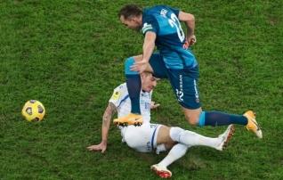 Zenit haaras Dzjuba toel ohjad taas enda kätte, Lokomotiv kukutati tagasi Nõukogude aega