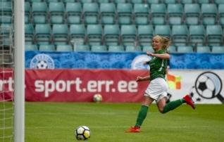 Eesti aasta naisjalgpallur selgub tosina mängija hulgast