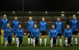 Naiste koondis lõpetab valiktsükli 23. veebruaril, otsepilti näitab Soccernet.ee