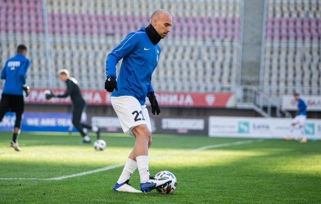 Nikita Baranov. Foto: Jana Pipar / jalgpall.ee (arhiiv)