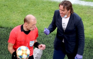 Eesti meisterklubi juhendanud treener sattus Usbekistanis veidrasse skandaali