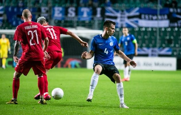 VÄGEV: Käit näitab sloveenidele, kui kange on Eesti mees!