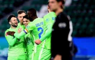Wolfsburg kaotas paari tunniga kuus mängijat, aga pääses õnnelikult puhkusele
