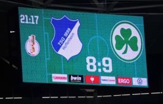 18 penaltiga seeria kukutas Hoffenheimi. Schalke aga võitis