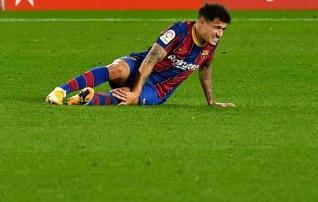 Coutinhol pole uuel hooajal Barcelona plaanidesse kohta