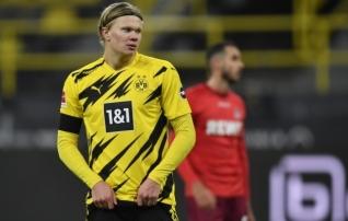 Dortmundi juhendaja Terzic: Haaland peab rahulikumalt võtma